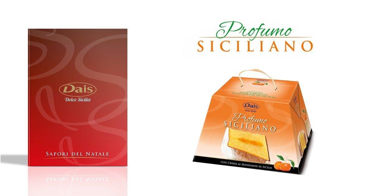 Catálogo de Dulces Italianos marca Dais