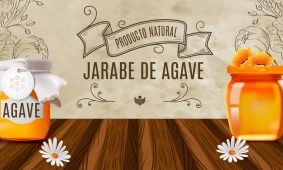 Beneficios del Jarabe de agave endulzante natural