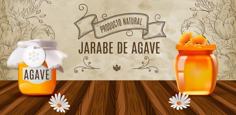 Beneficios del Jarabe de agave endulzante natural
