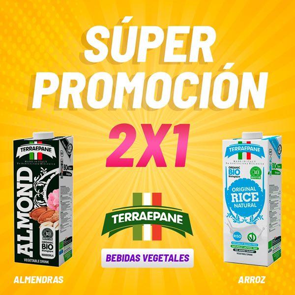 2x1 Bebidas TerraePane