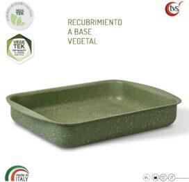 Bandeja para hornear Italiana con recubrimiento vegetal antiadherente marca TVS