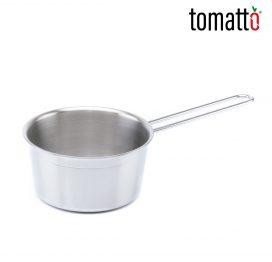 Cacerola Cónica de Acero Inoxidable Marca Italiana Tomatto