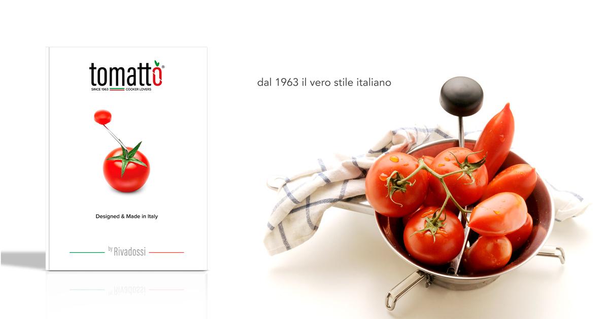 Catálogo Utensilios de Cocina Marca Italiana Tomatto