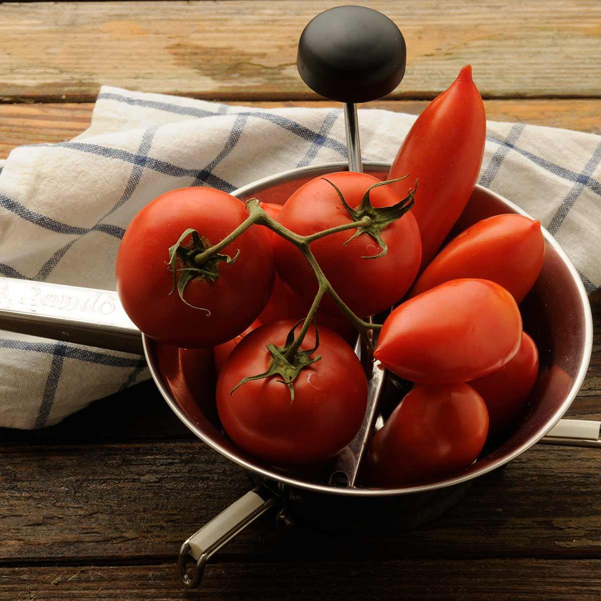 Pasaverduras de Acero Marca Italiana Tomatto