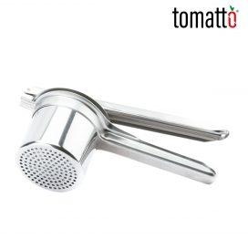 Prensador de Papas de Acero Inoxidable marca Italiana Tomatto