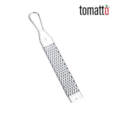 Rallador Mediano de Alimentos de Acero Marca Tomatto