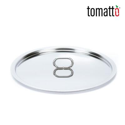 Tapa Ecotherm de Acero Inoxidable Marca Italiana Tomatto