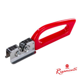 Afilador de cuchillos de Acero Inoxidable Marca Italiana Rigamonti