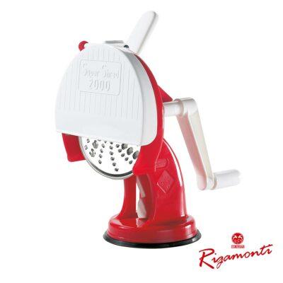 Rallador Rojo Marca Italiana Rigamonti