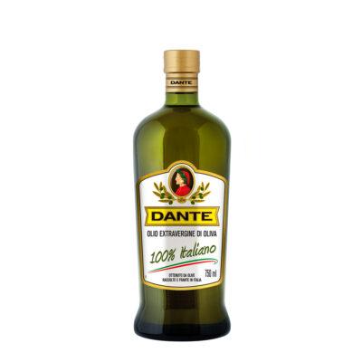 Aceite de Oliva Extra Virgen Dante 100 % Italiano