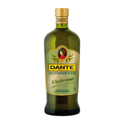 Aceite de Oliva Dante Extra Virgen Mediterraneo